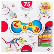 Конструктор ZOOB 75 Piece Building Set