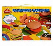 Набор пластилина Hamburger workshop